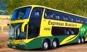 EXPRESSO BRASILEIRO PASSAGENS, HORÁRIOS