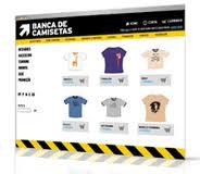 BANCA DE CAMISETAS LOJA VIRTUAL