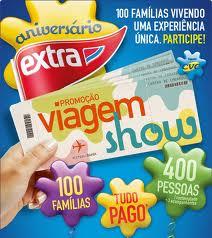 PROMOÇÃO ANIVERSÁRIO EXTRA 2011