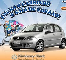 PROMOÇÃO ENCHA O CARRINHO E SAIA DE CARRÃO