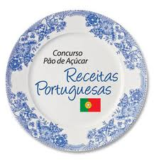 CONCURSO PÃO DE AÇÚCAR RECEITAS PORTUGUESAS