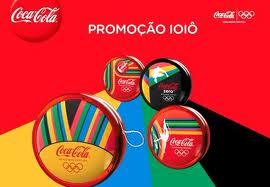 PROMOÇÃO IOIÔ COCA-COLA OLIMPÍADAS 2012