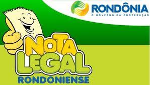 NOTA LEGAL RONDONIENSE
