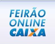 FEIRÃO ONLINE CAIXA 2013