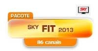 PACOTE SKY FIT 2013
