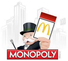 JOGUENOMCD.COM.BR, PROMOÇÃO MONOPOLY E MCDONALD'S