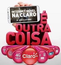 WWW.CLARO.COM.BR/EOUTRACOISA, É OUTRA COISA, CLARO INTERNET
