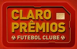 WWW.CLAROPREMIOS.COM.BR, PROMOÇÃO CLARO PRÊMIOS FUTEBOL CLUBE