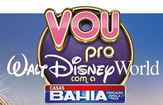 WWW.PROMOCAONATALCASASBAHIA.COM.BR, PROMOÇÃO VOU PRO WALT DISNEY COM A CASAS BAHIA