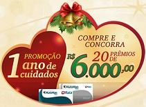 WWW.DROGARAIA.COM.BR/PROMOCAO1ANODECUIDADOS, PROMOÇÃO NATAL DROGA RAIA