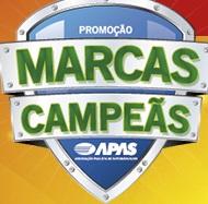 www.promocaomarcascampeas.com.br - Promoção Marcas Campeãs APAS