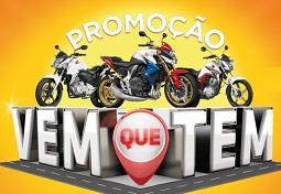 Promoção Vem Que Tem Honda, www.honda.com.br/vemquetem