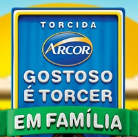PROMOÇÃO TORCIDA ARCOR, WWW.PROMOARCOR.COM.BR